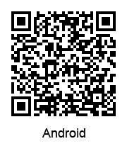 Codi QR de descàrrega per a Android