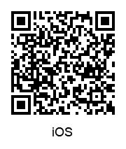 Codi QR de descàrrega per a iOS