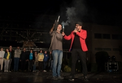 15/09/2017 - José Corbacho al Pregó de la Festa Major