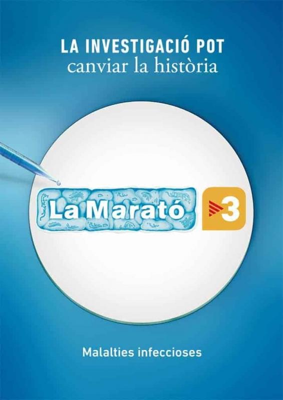 Cartell de La Marató de TV3 2017