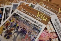 "Exemplars del butlletí municipal ""Montornès Viu"""