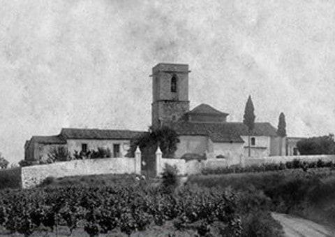 Imatge antiga de Montornès
