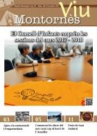 Portada Montornès Viu 118 - Novembre de 2017