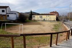 Terrenys on s'ha previst ubicar el nou centre juvenil