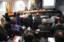 Presentació del projecte Consell d'empreses