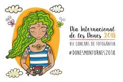 Imatge del Concurs de fotografia del Dia Internacional de les Dones