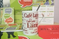 """Imatge """"Xerrem en català tot prenent un cafè"""""""
