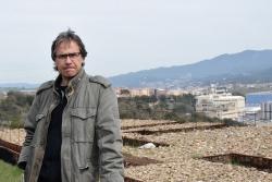 L'arquitecte Toni Gironès a Mons Observans