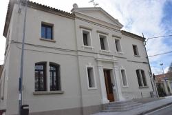 Edifici del nou Centre Infantil Pintor Mir