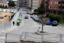 Carrer de Can Parera i confluència amb el carrer dels Castanyers