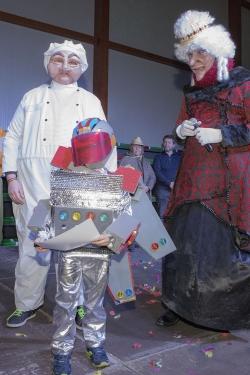 Premi individual infantil - Robot Arnau