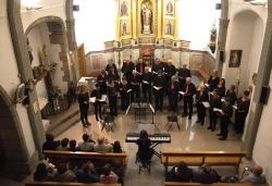 Concert de Sant Sadurní amb la Coral La Lira