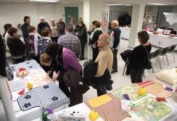 Exposició de Costura artesana