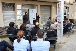 Acte de presentació del SADIP