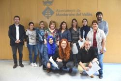 Participants al POL 2017: Administratives, brigada de Serveis Socials, agent cívic, conserges i brigada municipal