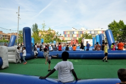 VI Diada d'esports al carrer