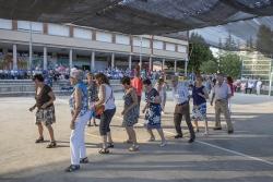 Ball popular amb el duet Esquitx