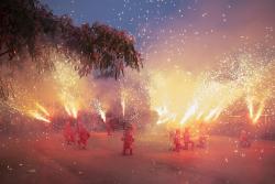 Espectacle de foc