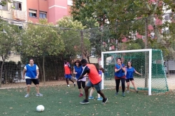 """Torneig de futbol del """"Viu i conviu"""""""