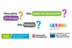 Imatge de la campanya (Font: Garantia Juvenil)
