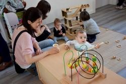 Activitats infantils al CI Pintor Mir