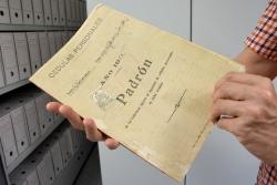 Padró de cèdules personals de 1925