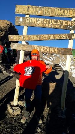 Segon premi. Autor: José Antonio Pérez. Lloc: Kilimanjaro (Tanzània)