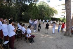 17/09/2018 - Sardanes amb la Cobla Premià