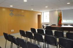 Sala d'Actes de l'Ajuntament