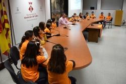Constitució del Consell d'Infants del curs 2018-19