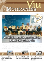 Portada Montornès Viu - Número 127