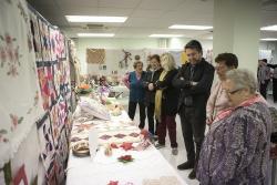 Mostra de costura artesana