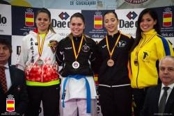 """Maria López, or i """"Grand Winner"""" a la Lliga Nacional (Autor: J.M. Rodríguez)"""