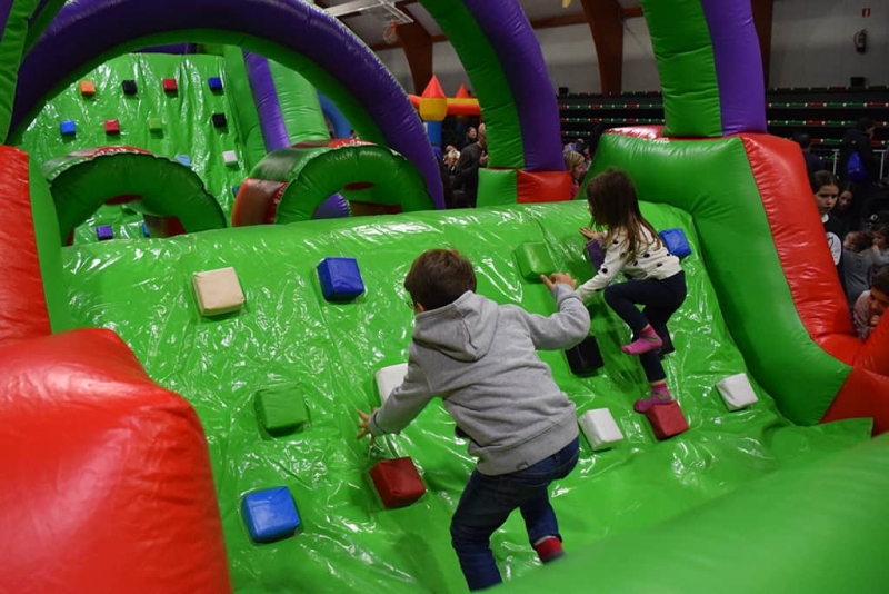 Una de les activitats del Parc de Nadal infantil 2017