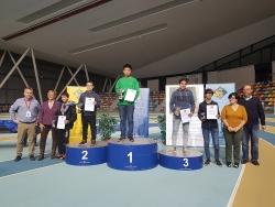 Hong Wei Zheng, campió de Catalunya sub-14 (Font: Club d'Escacs Montornès)
