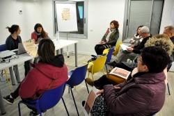 Sessió de retorn a la ciutadania del procés d'elaboració del Reglament de Participació Ciutadana (10 de gener de 2019)