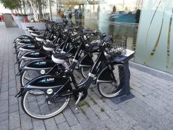 Bicicletes elèctriques (Font: eMobike)