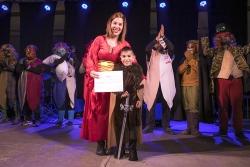 Premi parella mixta: Trono de hierro