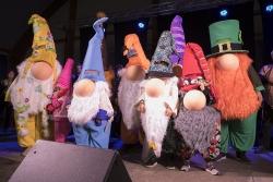 1r premi grup: Barbas de jardín