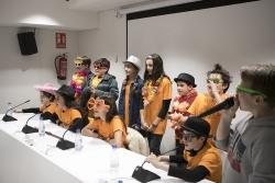 Ple municipal amb el Consell d'Infants