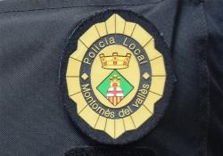 Escut de la Policia Local de Montornès del Vallès