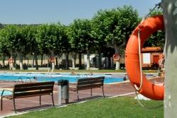 Piscines d'estiu a la Zona Esportiva Municipal Les Vernedes