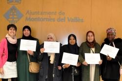 Participants en la tercera edició del programa Lletres per a tothom