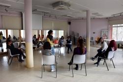 Sessió formativa de l'Escola Popular d'Economia Feminista