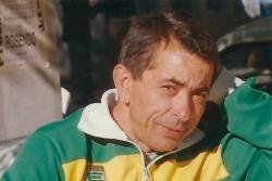 Bernardo López, en una imatge dels anys 90