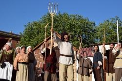Els pagesos de remença s'alcen contra l'opressió
