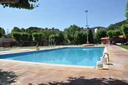 Feines de condicionament a les piscines d'estiu
