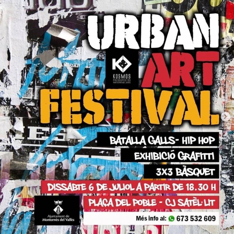 Urban Art Festival 2019