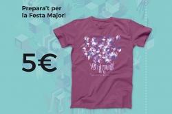 La samarreta de la Festa Major 2019