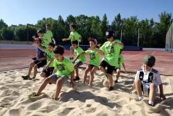 Activitats dels Casals esportius municipals al CEM Les Vernedes